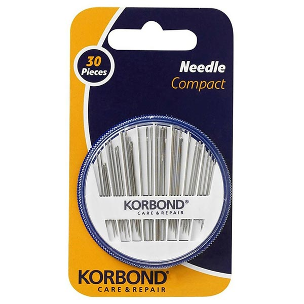 Korbond Needle Compact | Pack of 30